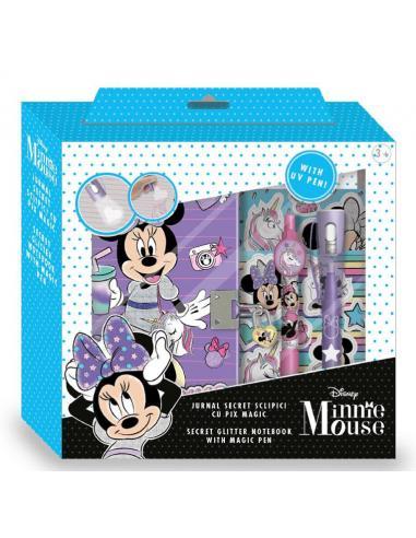 Diario secreto con boli magico de Minnie Mouse - Imagen 1