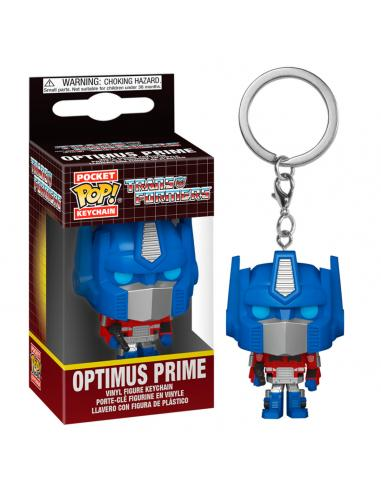 Llavero Pocket POP Transformers Optimus Prime - Imagen 1