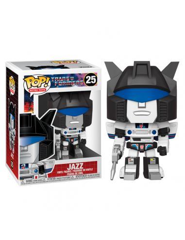 Figura POP Transformers Jazz - Imagen 1