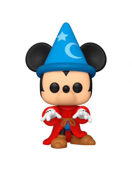 Figura POP Disney Fantasia 80th Sorcerer Mickey - Imagen 3