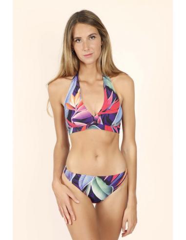 ADMAS Bikini Halter Malibu para Mujer - Imagen 1