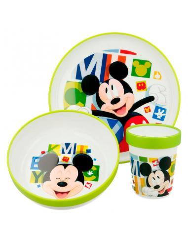 Set desayuno premium Mickey Disney - Imagen 3