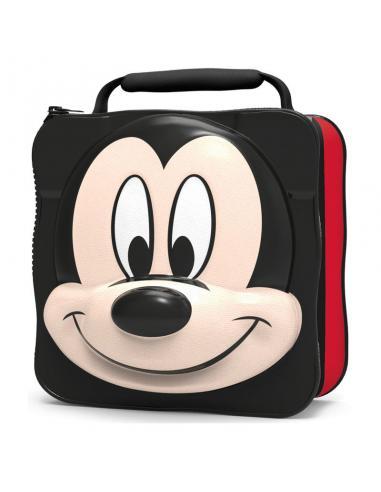 Bolsa portameriendas Mickey Disney 3D termica - Imagen 1