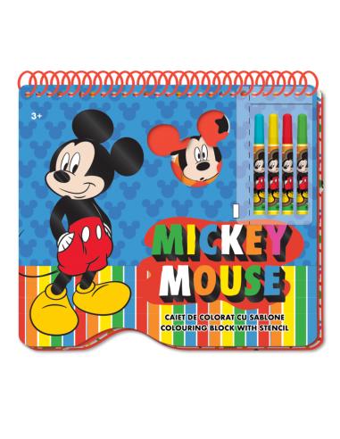 Bloc actividades de Mickey Mouse - Imagen 1
