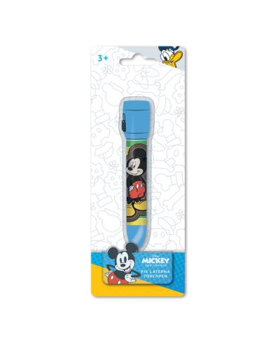 Boligrafo con linterna de Mickey Mouse - Imagen 1