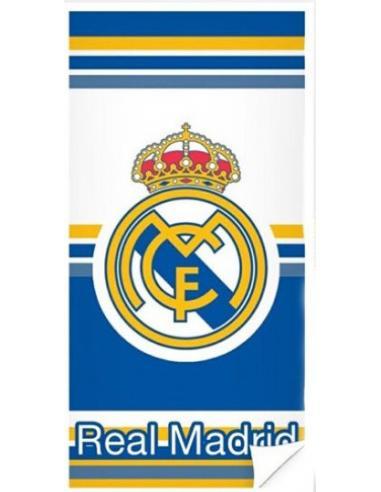 Toalla playa microfibra 70x140cm 250gr de Real Madrid (3/30) - Imagen 1