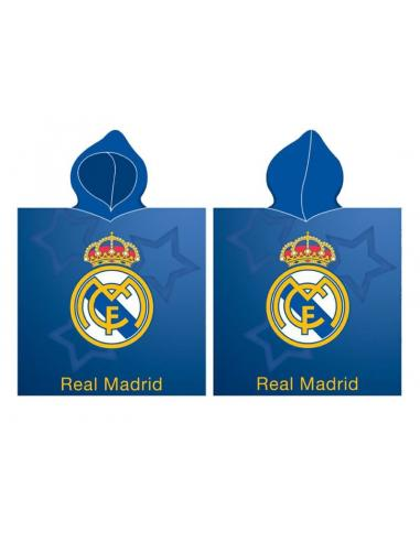 Poncho toalla playa de Real Madrid - Imagen 1
