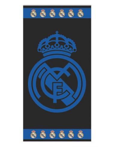 Toalla playa algodón 86X160cm 420Gr de Real Madrid (2/30) - Imagen 1
