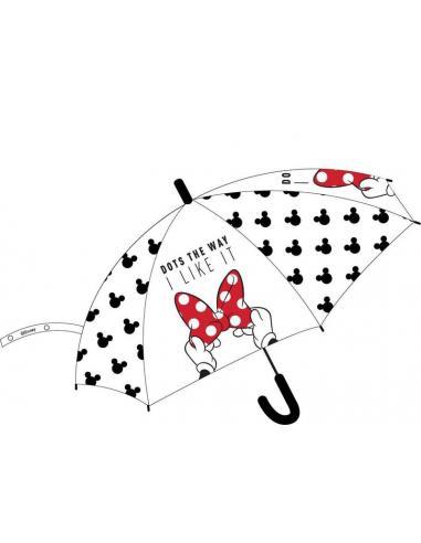 Paraguas 48cm de Minnie Mouse - Imagen 1