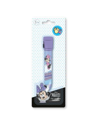 Boligrafo con linterna de Minnie Mouse - Imagen 1