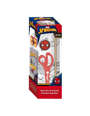 Caja actividades de Spiderman - Imagen 1