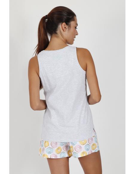 MR WONDERFUL Pijama Tirantes Soy Mi Fan para Mujer - Imagen 3