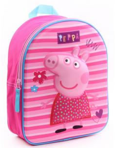 "Mochila 30cm 3D de Peppa Pig ""Pretty"" - Imagen 1"