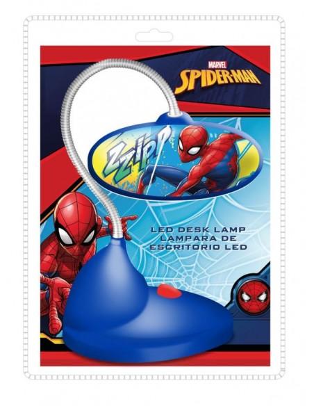 lampara spiderman led