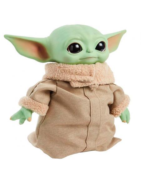 Peluche Yoda The Chlid Mandalorian Star Wars 28cm - Imagen 2
