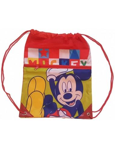 Bolsa cordones gym bag 42cm de Mickey Mouse