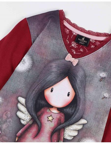SANTORO GORJUSS Pijama Manga Larga Little Wings para Niña - Imagen 3
