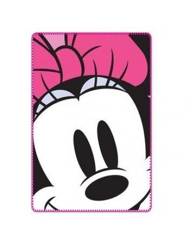 Manta polar 100x150 de Minnie Mouse - Imagen 1