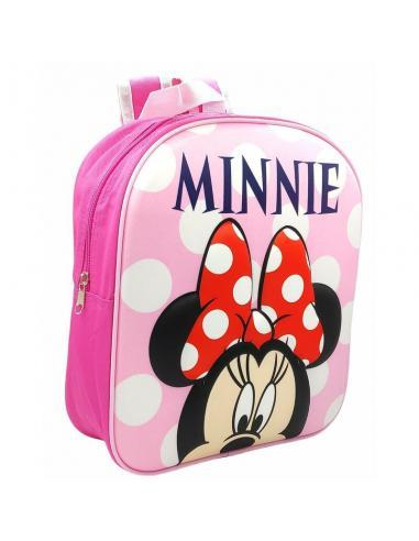 Mochila 3D 30cm de Minnie Mouse - Imagen 1