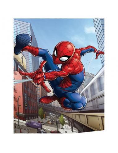 Manta polar 100x140cm de Spiderman - Imagen 1