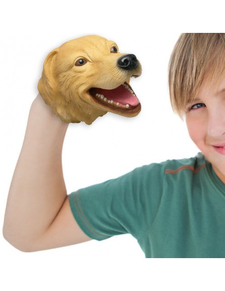 Marioneta Perro Labrador