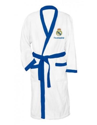 Albornoz adulto en caja de Real Madrid TALLA XL
