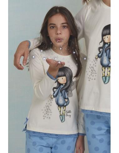SANTORO GORJUSS Pijama Manga Larga Bubble Fairy para Niña